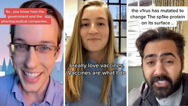 Meet the scientists tackling vaccine misinformation on TikTok