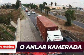 Mersin'de Trafik Kazaları Kameraya Yansıdı   Son Dakika Haber