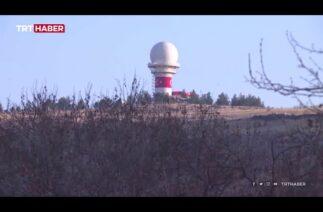 Milli Gözetim Radarı yakında hizmete girecek