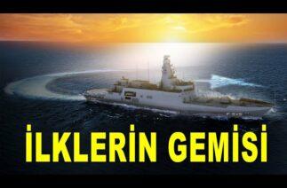 Milli fırkateyn TCG İstanbul ilklerle donatılacak – İ sınıfı – ASELSAN Gökdeniz – Savunma Sanayi
