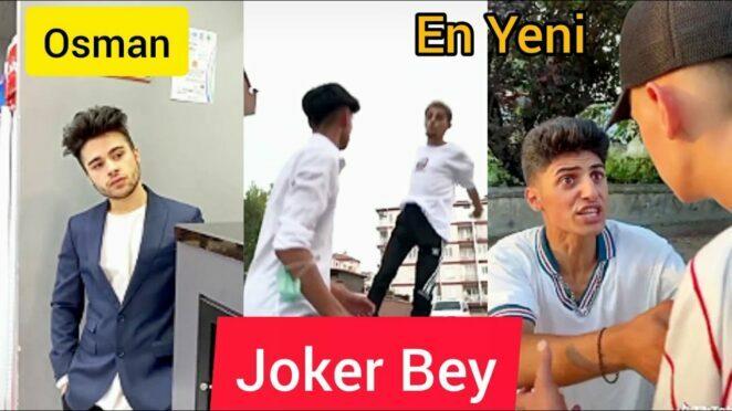 Osman Kalyoncu & Joker Bey En Yeni Tiktok Videoları   2021