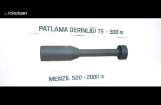 ROKETSAN – Denizaltı Savunma Harbi Roketi