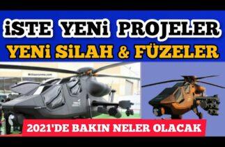 SAVUNMA SANAYİ 2021 – Türk Savunma Sanayi