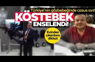 SAVUNMA SANAYİİ BAŞKANLIĞI'NDA CASUS AVI!