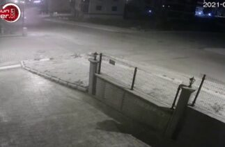 Samsun'da belediye servisi kazası kamerada! 2 ölü, 23 yaralı