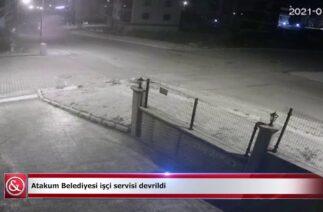 Samsun'da feci kaza! | Samsun ve Haber