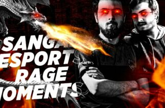 Sangal Esports – Rage and Funny Moments #1