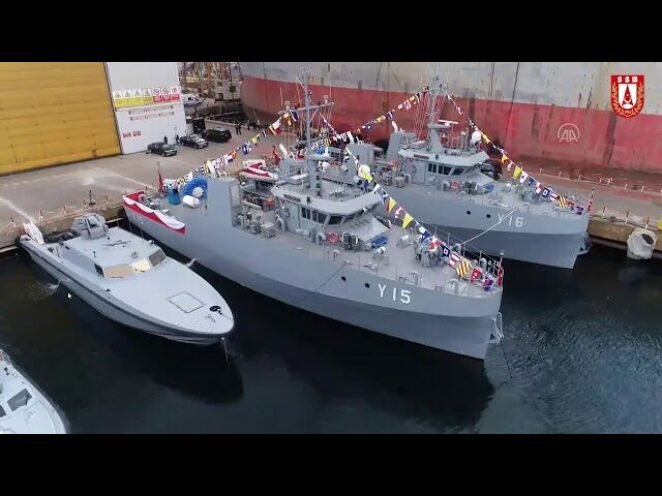 Savunma Sanayi 2020 Deniz Projeleri
