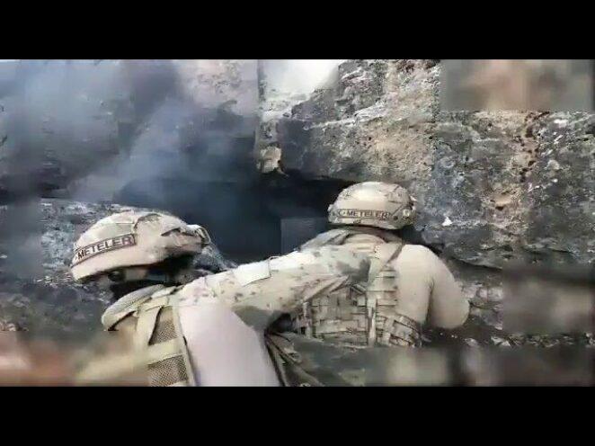 Şırnak'ın Gabar Dağı bölgesinde 5 teröristin etkisiz hale getirildiği operasyonun görüntüleri