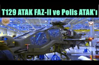T129 ATAK FAZ-II ve Polis ATAK'ı GÖRÜNTÜLENDİ – SAVUNMA SANAYİ