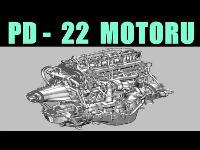 TEI-PD22 Turbodizel İHA Motoru – SAVUNMA SANAYİ