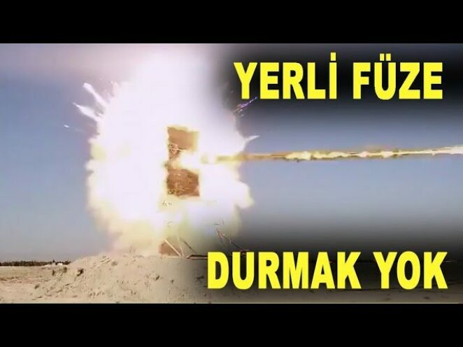 TSK'ya kafileler halinde yerli füze OMTAS – OMTAS reinforcement for Turkish soldier – ROKETSAN