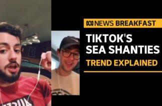 TikTok's sea shanties are a coronavirus salve | ABC News