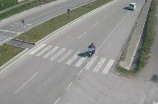 Trafik kazaları KGYS kameralarında
