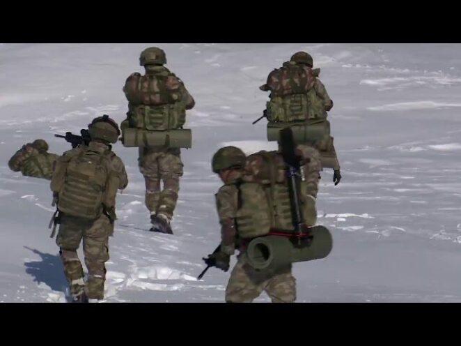 Türk askeri vatan savunmasında