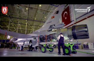 Türkiye, F-16 uçaklarının yapısal ömrünü 8000 saatten 12000 saate çıkarmayı hedefliyor