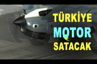 Yerli İHA motoruna yabancı ilgisi / Turkey will sell UAV engine – PD170 – TEI – Savunma Sanayi
