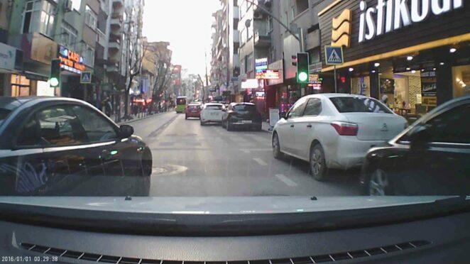izmit trafik kazaları
