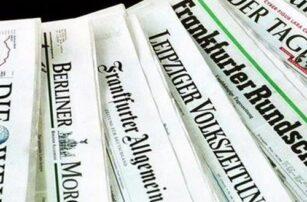 03.05.2017 – Alman basınından özetler