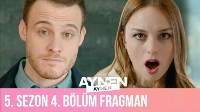 5. Sezon 4. Bölüm Fragman I Aynen Aynen