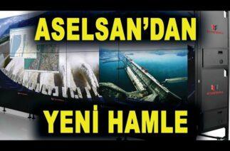 ASELSAN'dan DEV EKRAN atağı: Türkiye'de tek – Videowall – Türk Savunma Sanayi – ASELS
