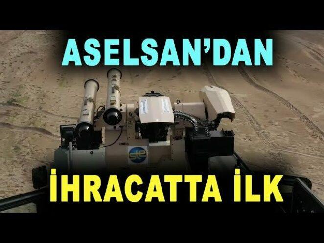 ASELSAN'dan yurt dışı sipariş rekoru – Türk Savunma Sanayi – ASELS