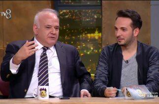 Ahmet Çakar'dan Oğuzhan'a Komik Andropoz Tarifi | 3 Adam
