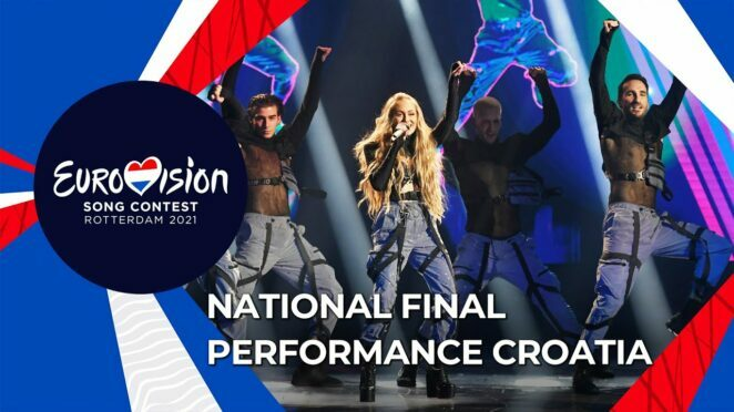 Albina – Tick-Tock – Croatia 🇭🇷 – National Final Performance – Eurovision 2021
