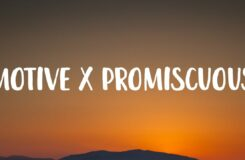 Ariana Grande – Motive × Promiscuous (Lyrics) Tell me what's your motive [TikTok Song]