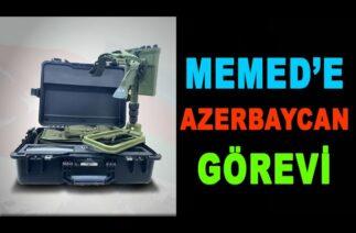 Azerbaycan toprağını MEMED temizleyecek – MEMED will clean the soil of Azerbaijan – Savunma Sanayi