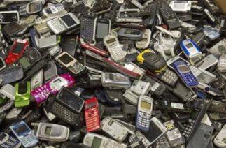 Elektronik çöpün son durağı