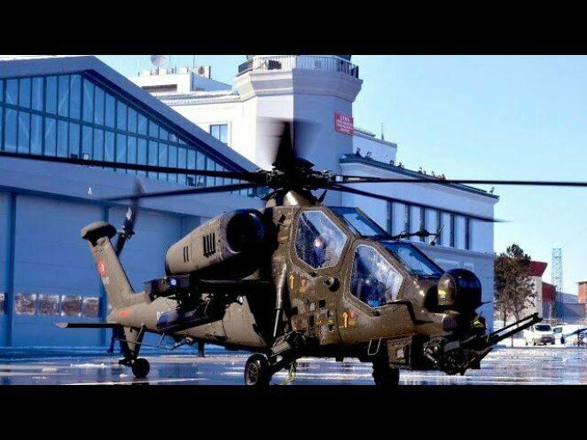 Emniyete ilk ATAK helikopteri teslim edildi