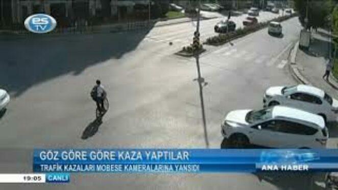 Eskişehir trafik kazaları