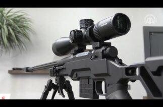 Keskin nişancı tüfeği 'OVİS' 5 ülkeye ihraç ediliyor