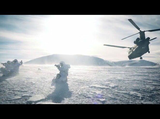 Kış-2021 Türkiye-Azerbaycan Birleşik Müşterek Tabur Görev Kuvveti Tatbikatı başarıyla tamamlandı