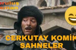 Kuruluş Osman (Cerkutay) Komik Anlar