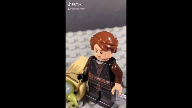 LEGO Star Wars TikTok | Pilot Episode #shorts