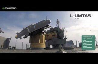 Lazer Güdümlü Uzun Menzilli Tanksavar Füze Sistemi (L-UMTAS)