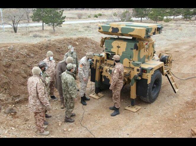 """Libya Silahlı Kuvvetlerinden 20 personele """"Hava Savunma Silah Sistemleri Eğitimi"""" verildi"""