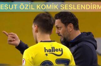 Mesut Özil | Erol Bulut ve Mehmet Yozgatlı (Komik)