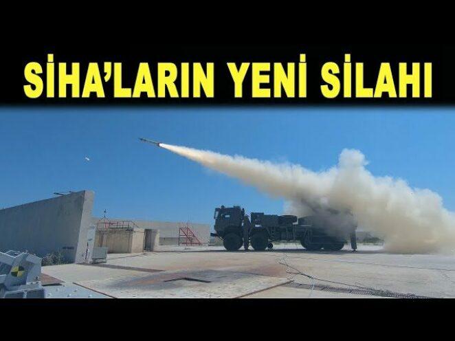 ROKETSAN'dan SİHA'lara yeni silah: TRG230 füzesi – Türk Savunma Sanayi