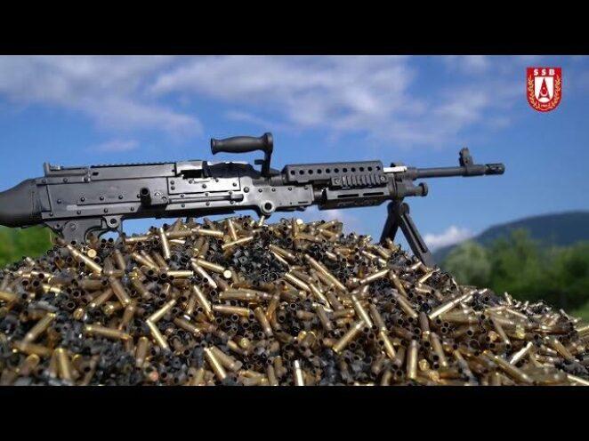 SARSILMAZ PMT 7.62 Makinalı Tüfek'in geliştirilmesi devam ediyor