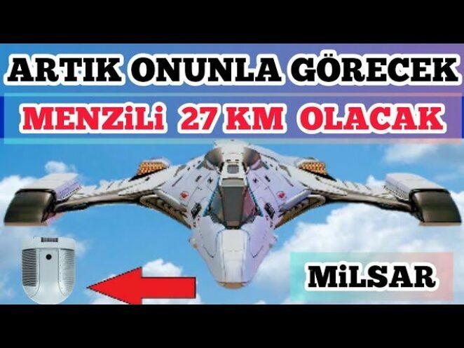 SAVUNMA SANAYİ GELİŞMELERİ MİLSAR – Türk Savunma Sanayi