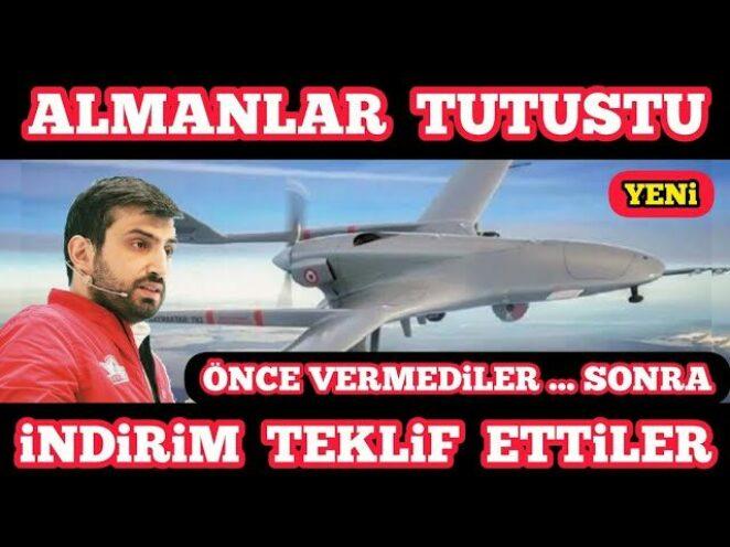 SAVUNMA SANAYİ GELİŞMELERİ TB-2 BAYRAKTAR