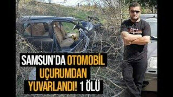 Samsun'da ölümlü kaza! Muhtar yetkililere seslendi