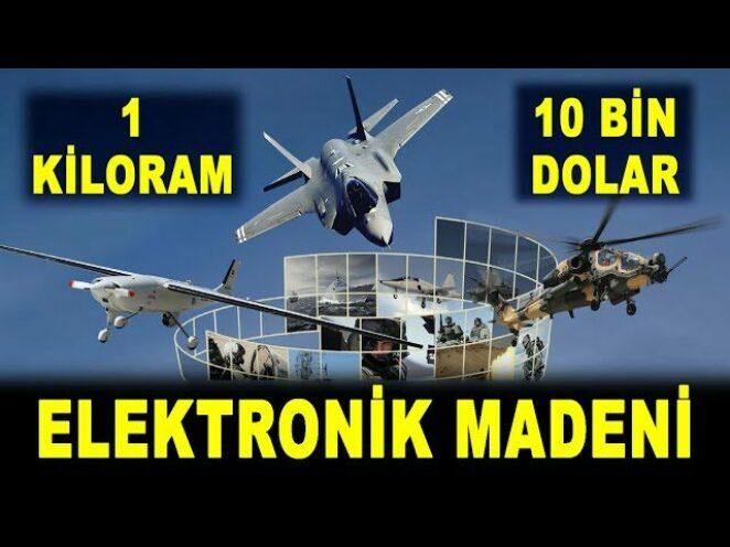 Savunma sanayi devlerine Türk elektroniği – Export from AYESAŞ to defense giants – F35 – F16 – AWACS