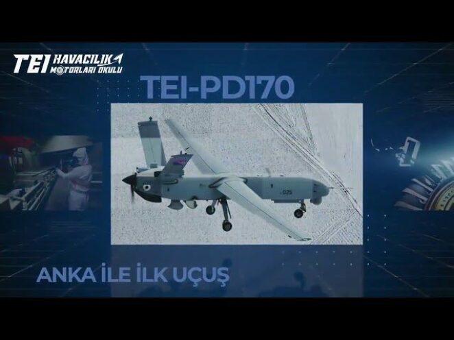 TEI Havacılık Motorları Okulu açılıyor
