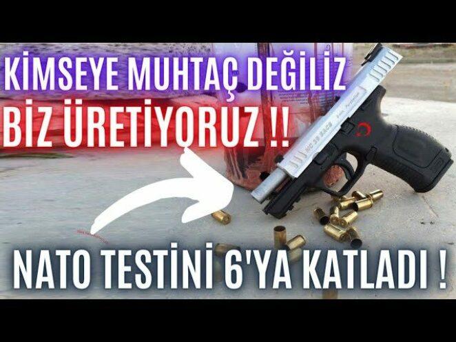 TÜRKLER YAPTI NATO ŞOKTA ! TÜRK SİLAHI NATO TESTİNİ 6'YA KATLADI ! MÜHENDİSLER HAYRET EDİYOR !!