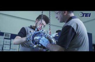 Türkiye'nin ilk orta menzilli gemisavar füze motoru, TEI-TJ300
