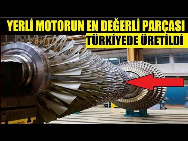 YERLİ MOTORUN EN GİZLİ VE DEĞERLİ KRİSTAL PARÇASI TÜBİTAK'TA ÜRETİLDİ !! SONUNDA BAŞARDIK !